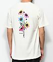 Primitive Daze camiseta blanquecina