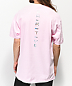 Primitive Dirty P Holographic camiseta rosa
