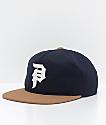 Primitive Dirty P Navy Strapback Hat