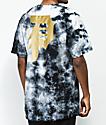 Primitive Dirty P camiseta tie dye negra