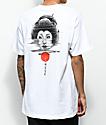 Primitive Geisha PJ White T-Shirt