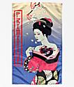 Primitive Geisha bandera