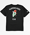 Primitive Heartbreak camiseta negra para niños