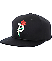 Primitive Heartbreakers Black Snapback Hat