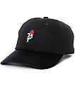 Primitive Heartbreakers Black Strapback Hat