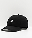 Primitive Mini Classic P Black Dad Hat