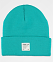 Primitive Registry Dark Teal Beanie