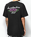Primitive Rosey camiseta negra