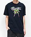 Primitive x Dragon Ball Z  Nuevo Cell Navy T-Shirt T-Shirt