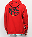 Primitive x Dragon Ball Z Club Red Hoodie