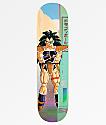 """Primitive x Dragon Ball Z Desarmo Raditz 8.0"""" Skateboard Deck"""