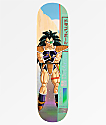 "Primitive x Dragon Ball Z Desarmo Raditz 8.0"" Skateboard Deck"