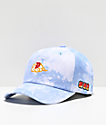 Primitive x Dragon Ball Z Dirty P Blue Tie Dye Strapback Hat