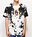 Primitive x Dragon Ball Z Goku Hyper camiseta tie dye negra