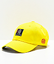 Primitive x Dragon Ball Z Goku Reflective Yellow Strapback Hat