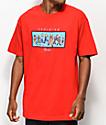 Primitive x Dragon Ball Z Heroes Red T-Shirt