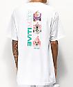 Primitive x Dragon Ball Z Mijin Forms White T-Shirt
