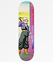 """Primitive x Dragon Ball Z Najera Trunks 8.0"""" Skateboard Deck"""