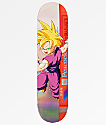 "Primitive x Dragon Ball Z Peacock Gohan 8.25"" Skateboard Deck"