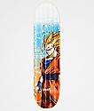 """Primitive x Dragon Ball Z Rodriguez Goku Power Level 8.12"""" Skateboard Deck"""