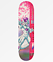 "Primitive x Dragon Ball Z Salabanzi Frieza 8.25"" Skateboard Deck"