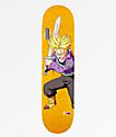 "Primitive x Dragon Ball Z Super Saiyan Trunks Najera Reflective 8.0"" Skateboard Deck"