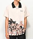 Primitive x Dragon Ball Z camisa tejida rosa