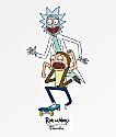 Primitive x Rick and Morty Skate Sticker