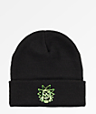 Primitive x Rick and Morty Vortex Rick Black Beanie