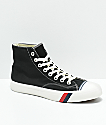 Pro-Keds Royal Hi Black & White Shoes