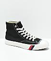 Pro-Keds Royal Hi zapatos negros y blancos