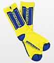Psockadelic Buster Popcorn Scented Crew Socks