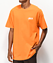Publish Logo camiseta naranja