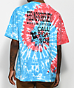Quiet Life Stressed Out Tie Dye T-Shirt
