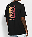 Quiet Life Up All Night Black T-Shirt