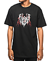 REBEL8 James Jirat Phantasm Black T-Shirt