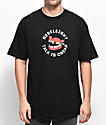 REBEL8 Talk Is Cheap camiseta negra