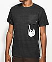 RIPNDIP Falling For Nermal Pocket Grey T-Shirt