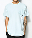 RIPNDIP Hang In There Light Blue T-Shirt