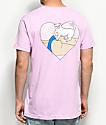 RIPNDIP I Knead You Pink Pocket T-Shirt