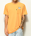RIPNDIP Lord Nermal Orange T-Shirt