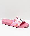 RIPNDIP Lord Nermal Pink Camo Slide Sandals