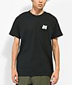 RIPNDIP Lord Nermal Pocket Black T-Shirt