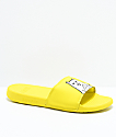 RIPNDIP Lord Nermal Yellow Slide Sandals