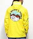 RIPNDIP Must Be Nice Yellow Anorak Jacket