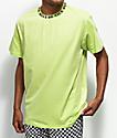 RIPNDIP Must Be Nice camiseta verde acanalada