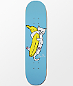 "RIPNDIP Nermal Banana 8.0"" tabla de skate"