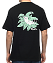 RIPNDIP Nermal Leaf Black Pocket T-Shirt
