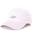 RIPNDIP Nermal Pink Dad Hat