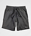 RIPNDIP Peek A Nermal Black Sweat Shorts